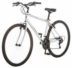 Pacific Men's 700c Bryson Hybrid Bike