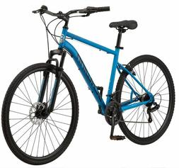Schwinn 700c Copeland Men's Hybrid Bike Blue New S5710WMDS B