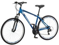 Schwinn 700c GTX 1 Men's Hybrid Bike-Blue