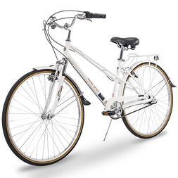 "700c Royce Union RMX Womens 3-Speed Commuter Bike, 17"" Alumi"