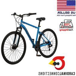 Schwinn 700cc Copeland Men's Hybrid Bike, Blue Brand New Fre