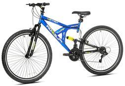 Kent 72952 29 inch Flexor Men's Dual Suspension Mountain Bik
