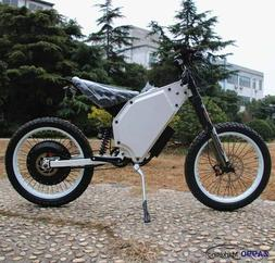 72V 8000W Electric Bicycle Scooter Dirt Ebike Mountain Bike