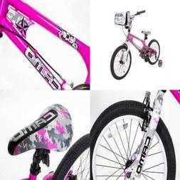 """8093 36TJ Decoy Girls Camo Bike 18"""" PINK/Black/White FREE SH"""