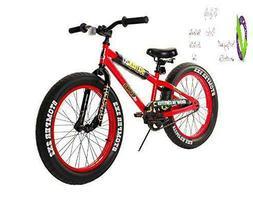 Dynacraft 8107-57Tjd Boys 20-Inch Sixteen20 Krusher Bike, /B