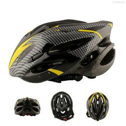 8311 Cycling Adult Men's Bike Bicycle Carbon Helmet with Vis
