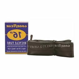 Goodyear 91075 Bicycle Tube, For Use With 16 in x 1-3/4 - 2-