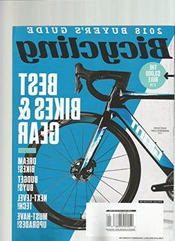 BICYCLING 2018 BUYER'S GUIDE MAGAZINE APRIL 2018 BEST BIKES