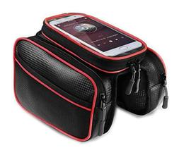 Bike Bag Colorful Cycling Handlebars Packages for 6 inches P