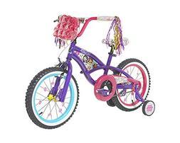 """Bratz Girls Dynacraft Bike, Purple/Pink, 16"""""""