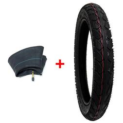 COMBO: Tire Size 16x2.50 + Inner Tube 16x2.50 Fits Electric