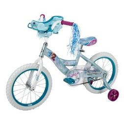"Disney Huffy Girls' Frozen 16"" Bicycle"