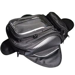 FEELWIND Motorcycle Tank Bag Magnetic Universal Oil Fuel Rid