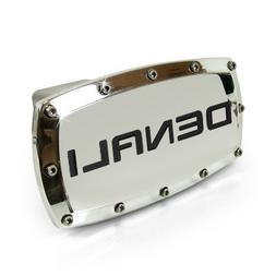 GMC Denali Engraved Billet Aluminum Tow Hitch Cover