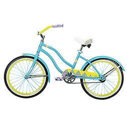 "Huffy 20"" Good Vibrations Girls' Cruiser Bike"
