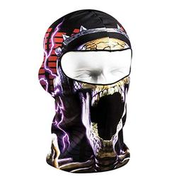 Outdoor Sports Bike Motorcycle Cycling Face Mask Hat Scarf -