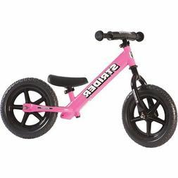 Strider 12 Sport No-Pedal Balance Bike - Pink