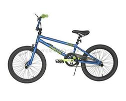 "TONY HAWK Boys Subculture Bike, Blue/Black/Green, 20""/One Si"