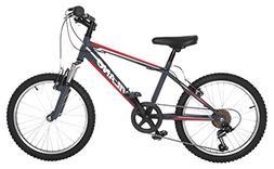Vilano Kids 20 Inch Hardtail Mountain Bike with 6 Speed Shim