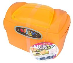 Volta Super Speed Style Cargo Bucket - Features Two Compartm