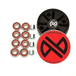 Punisher Skateboards Pro ABEC-7 High-Speed Skate Precision B