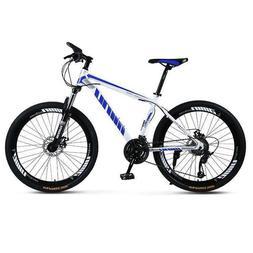 "Ablewipe Mountain Bike 26"" Wheels 21 Speed Carbon 17"" Frame"