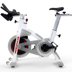 Schwinn AC Performance Plus Indoor Bike with Carbon Blue Bel