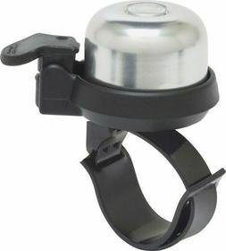 Mirrycle Adjust-A-Bell Two Bell, Silver