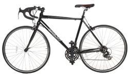 Vilano Aluminum Road Bike 21 Speed Shimano, Black, 58cm Larg
