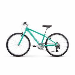 RALEIGH Bikes Alysa 24 Kids Flat Bar Road Bike for Girls You