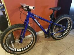 Mongoose Argus Comp Fat Tire Bike 26""