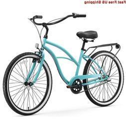 sixthreezero Around the Block Women's Cruiser Bike
