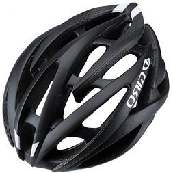 Giro Atmos II Road Helmet LARGE MATTE BLACK/WHITE