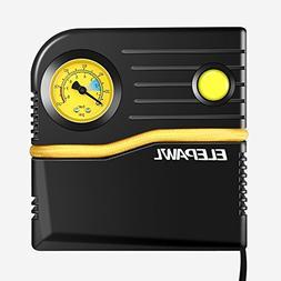 ELEPAWL Automotive Tire Inflator Compressors Portable Air Co