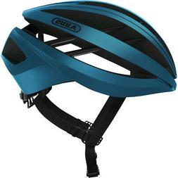 Abus Aventor Bike Helmet Steel Blue SM