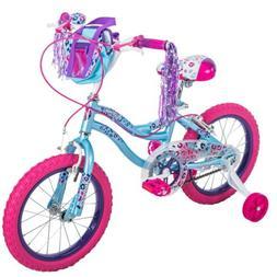 Avigo 16 Inch Girls Purrfection Bicycle BMX Bar - Bike By Hu