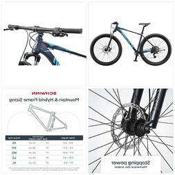 Schwinn Axum Mountain Bike, 8 speeds, Large 19 inch mens sty
