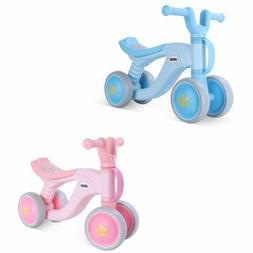 Baby Balance Bike Training No Pedal Push Bicycle,  Kid Walke