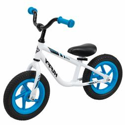 Huffy Balance Bikes Kids 12-inch Lil Cruzer, White or Yellow