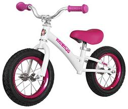 Balance Bike White Toddler For Girls Kids Schwinn Skip 3 Gif