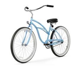 """Beachbikes 26"""" Women's Urban Lady Beach Cruiser Bike - Baby"""