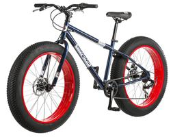 Best 26 Inch Mongoose Dolomite Mens 7-Speed Fat Tire Mountai