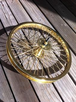 1//4X10 HUB BEARING LOW RIDER BICYCLE BEACH CRUISER BIKE