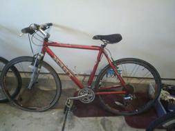 bicycle TREK 7600 Hybrid