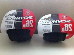"""SCHWINN Bicycle Folding Tires 26"""" x 2.0  MTB Cycling Bikes"""