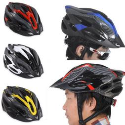 Bicycle Helmet Bikes Cycling Adult Adjustable Unisex Safety