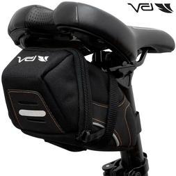 BV Bicycle Medium Y-Series Strap-On Saddle Bag Bike Seat Rea