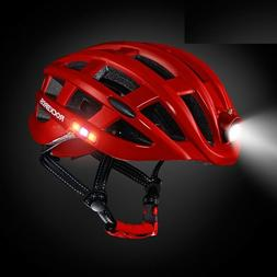 Bicycle Safety Helmet Bikes Cycling Rear Led Tail Lamps Moun