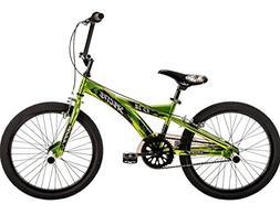 """20"""" Huffy Spectre Boys' BMX Bike, Green"""