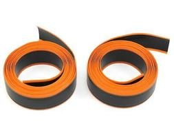 27 x 1 Mr 700 x 20-25 TUBE9020 Orange Tuffy Bicycle Tire Liner